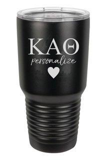 Kappa Alpha Theta Vacuum Insulated Tumbler