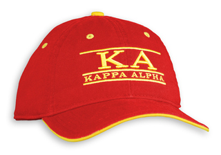 Kappa Alpha Throwback Game Hat
