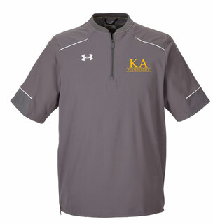 Kappa Alpha Under Armour�  Men's Ultimate Short Sleeve Fraternity Windshirt