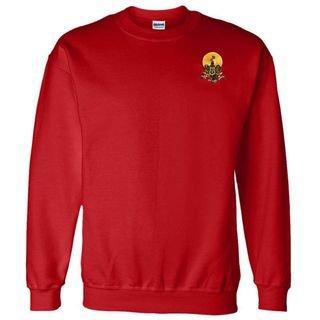 DISCOUNT-Kappa Alpha World Famous Crest - Shield Crewneck Sweatshirt