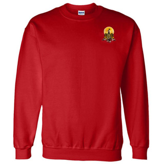 DISCOUNT-Kappa Alpha World Famous Crest - Shield Crewneck Sweatshirt