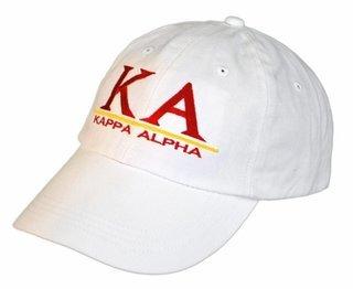 Kappa Alpha World Famous Line Hat - MADE FAST!