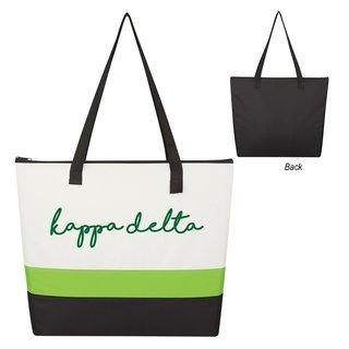 Kappa Delta Affinity Tote Bag