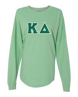 DISCOUNT-Kappa Delta Athena French Terry Dolman Sleeve Sweatshirt