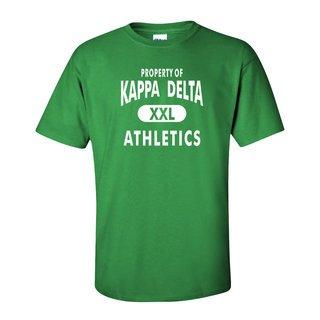 Kappa Delta Athletics T-Shirts