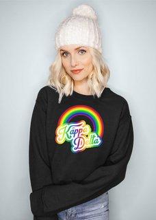 Kappa Delta Awe Walk Crewneck Sweatshirt