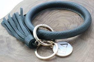 Kappa Delta Bangle Keychain