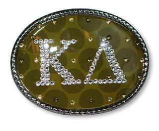 Kappa Delta Belt Buckles- 75% OFF