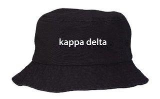 Kappa Delta Bucket Hat