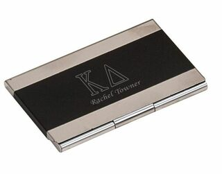 Kappa Delta Business Card Holder