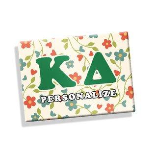 Kappa Delta Ceramic Magnet
