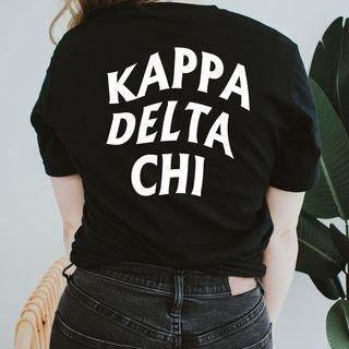 Kappa Delta Chi Social Tee