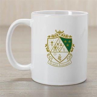 Kappa Delta Crest Coffee Mug
