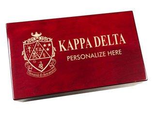 Kappa Delta Engraved Gavel Set