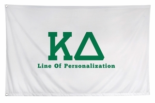Kappa Delta Flag