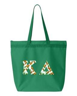 Kappa Delta Greek Letter Liberty Bag