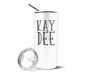 Kappa Delta Inline Stainless Tumbler