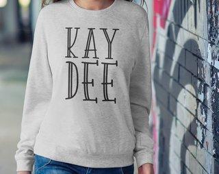 Kappa Delta Inline Sweatshirt