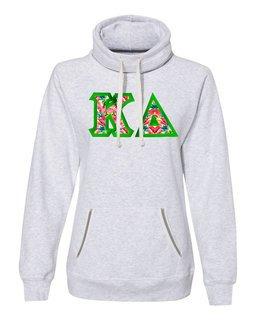 Kappa Delta J. America Relay Cowlneck Sweatshirt