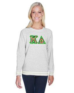 Kappa Delta J. America Relay Crewneck Sweatshirt