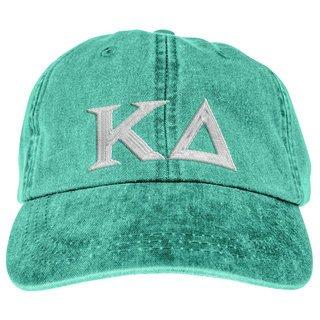 Kappa Delta Lettered Premium Pastel Hat