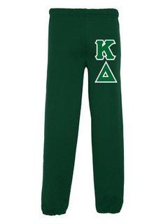 Kappa Delta Lettered Sweatpants