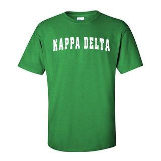 Kappa Delta Letterman T-Shirts
