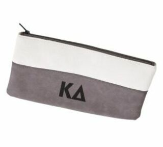 Kappa Delta Letters Cosmetic Bag