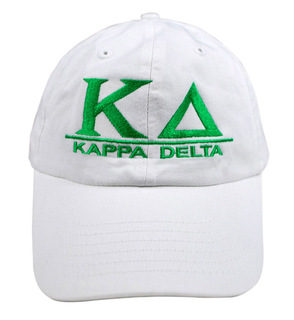 Kappa Delta Famous World Famous Line Hat