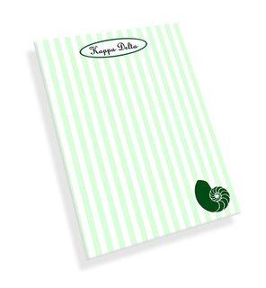 Kappa Delta Mascot Notepad
