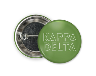 Kappa Delta Modera Button