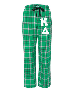 Kappa Delta Pajamas -  Flannel Plaid Pant