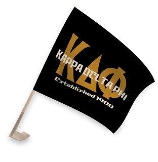 Kappa Delta Phi Car Flag
