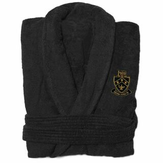 DISCOUNT-Kappa Delta Phi Crest - Shield Bathrobe