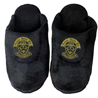 DISCOUNT-Kappa Delta Phi Crest - Shield Slippers