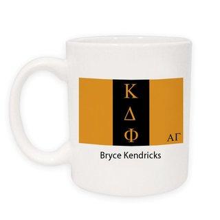 Kappa Delta Phi Flag Coffee Mug