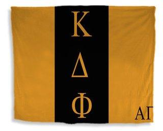 Kappa Delta Phi Flag Giant Velveteen Blanket