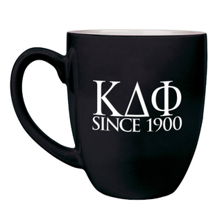 Kappa Delta Phi Greek Bistro Mug