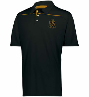 Kappa Delta Phi Greek Crest Emblem Defer Polo