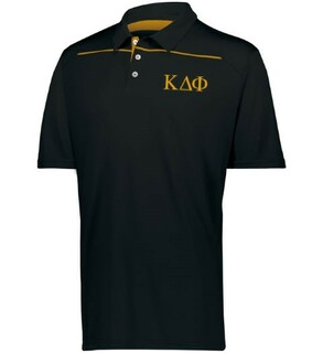 Kappa Delta Phi Subtle Greek Letter Defer Polo