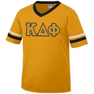 DISCOUNT-Kappa Delta Phi Jersey With Custom Sleeves