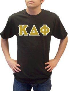 Kappa Delta Phi Lettered T-Shirt