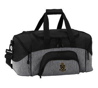 Kappa Delta Phi Colorblock Duffel Bag