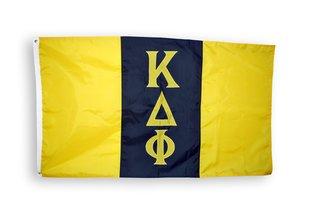 Kappa Delta Phi Sewn Banner