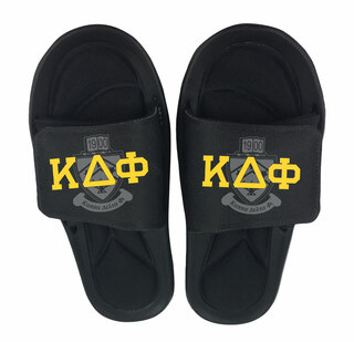 Kappa Delta Phi Slide On Sandals