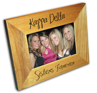 Kappa Delta Picture Frames