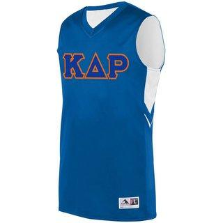 DISCOUNT-Kappa Delta Rho Alley-Oop Basketball Jersey