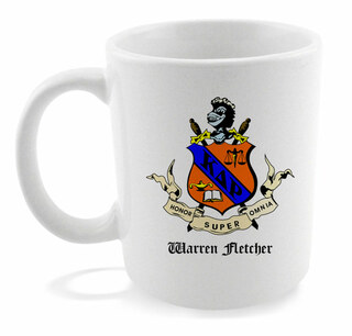 Kappa Delta Rho Coffee Mug