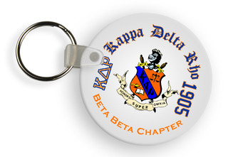 Kappa Delta Rho Color Keychains