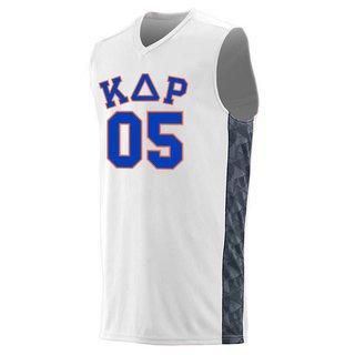 Kappa Delta Rho Fast Break Game Basketball Jersey